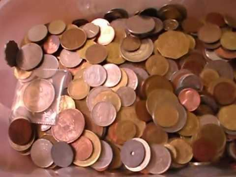 silver picking in a charity shop thrift store, Gold, silver and coins 13/2/13 (part 2)