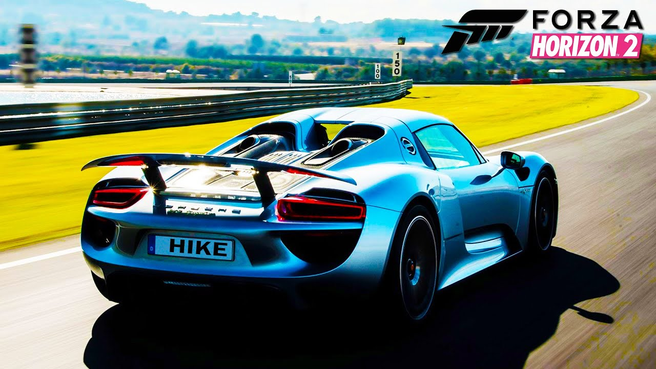 hikeplays forza horizon 2 porsche 918 spyder buying doovi. Black Bedroom Furniture Sets. Home Design Ideas