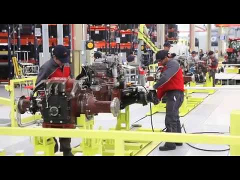 Inauguración Fábrica CNH - CORDOBA - ARGENTINA