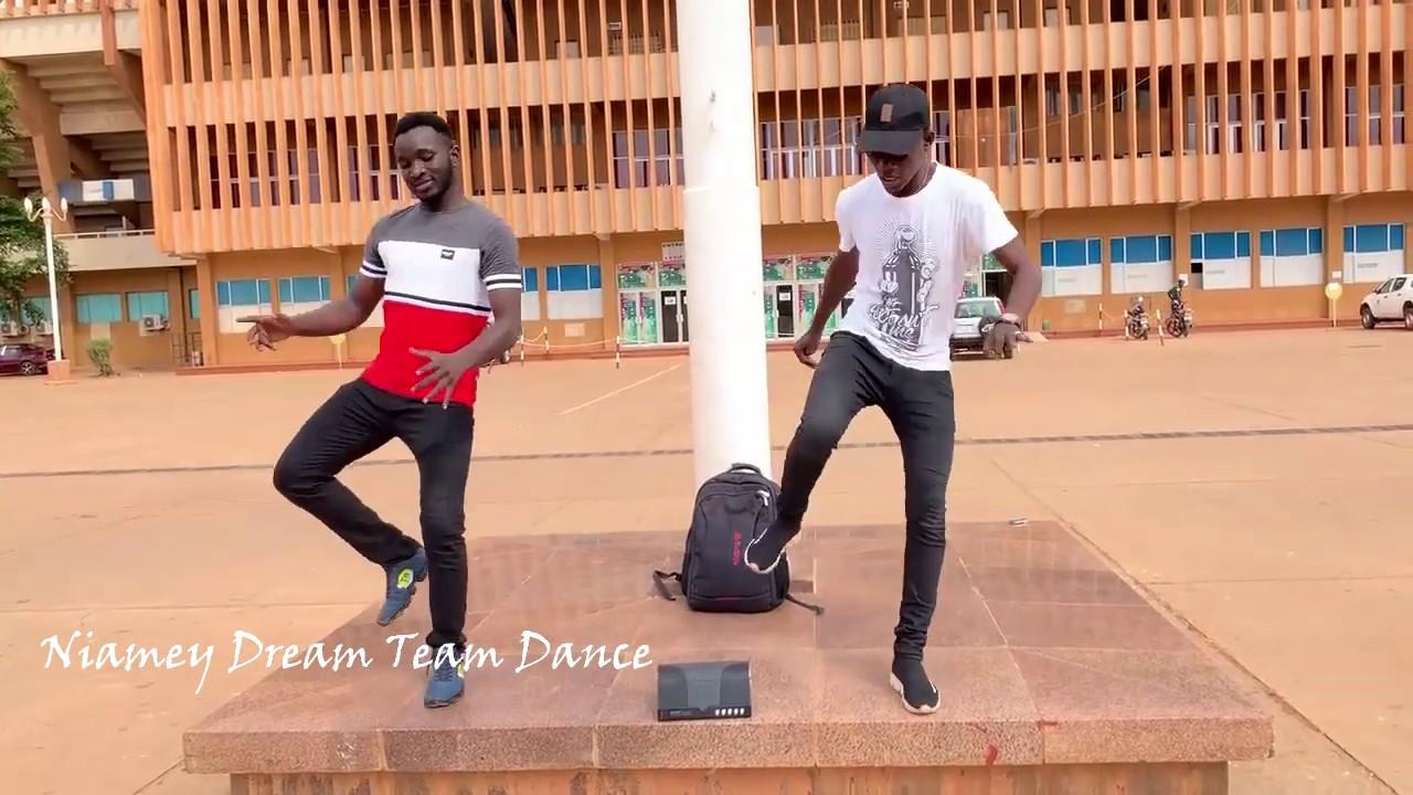 Download Niamey Dream Team Dance - Yope Innoss'B feat diamond