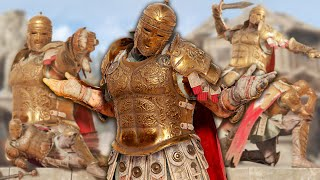 How To Centurion [For Honor]