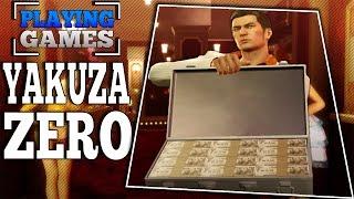Yakuza Zero - Chapter 2: Kiryu Kazuma Boogaloo - Playing Games