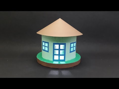 How to make a Paper House - Dreamhouse Architecture