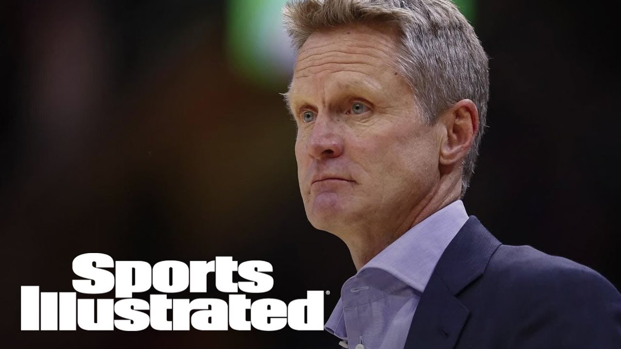 warriors-coach-steve-kerr-gun-violence-is-demoralizing-si-wire-sports-illustrated
