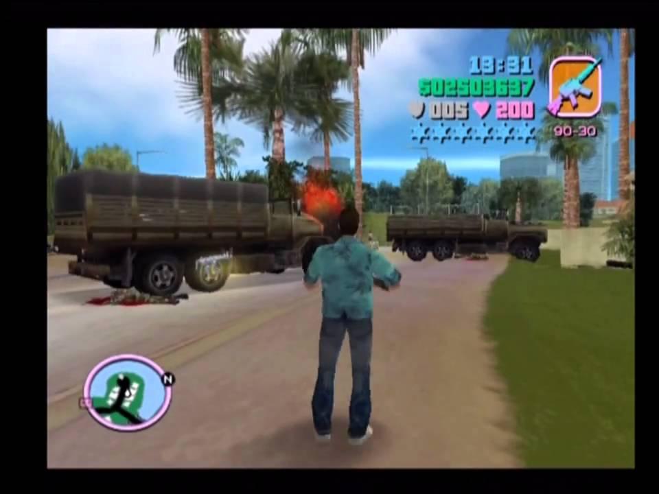 Gta vice city police drift show bug - 1 2