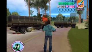 GTA VICE CITY 6 STARS RAMPAGE