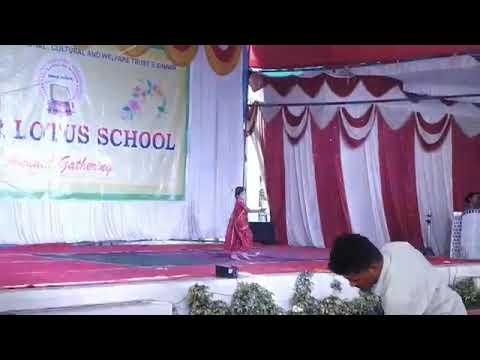 Fantastic Lavani Present Little Girl👩 Jahnavi Dhonnar