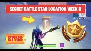 Secret Battle Star Banner Season 7 Week 8 Challenges Fortnite Battle Royale