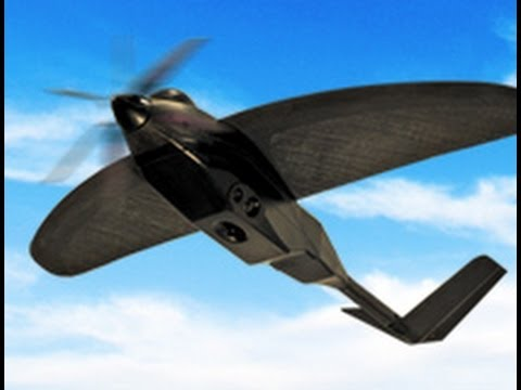 Nighthawk Micro Air Vehicle (MAV)