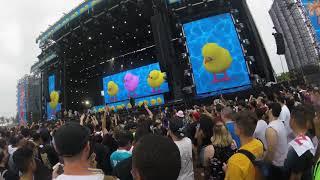 Fat Nick & Smokeasac Lil Peep Tribute @ Rolling Loud Miami 2018