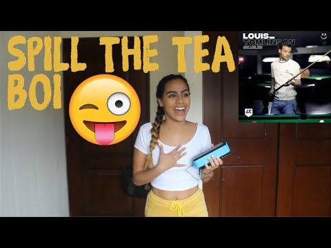 Louis Tomlinson - Just Like You (REACTION)