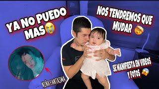 YA NO PUEDO MAS😭 NIÑ4 FANTASM4 EN MI CASA (NOS MUDAMOS🤯) -ADRIAN RAMIREZ