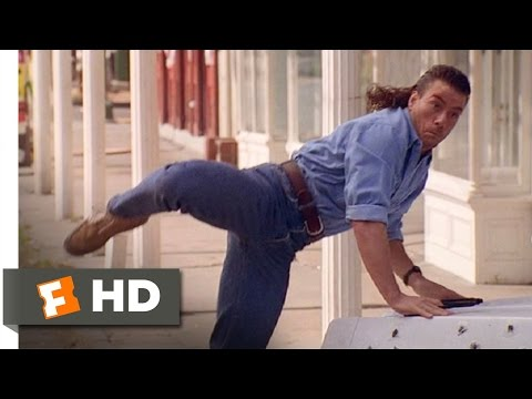 Hard Target (3/9) Movie CLIP - Missed the Party (1993) HD