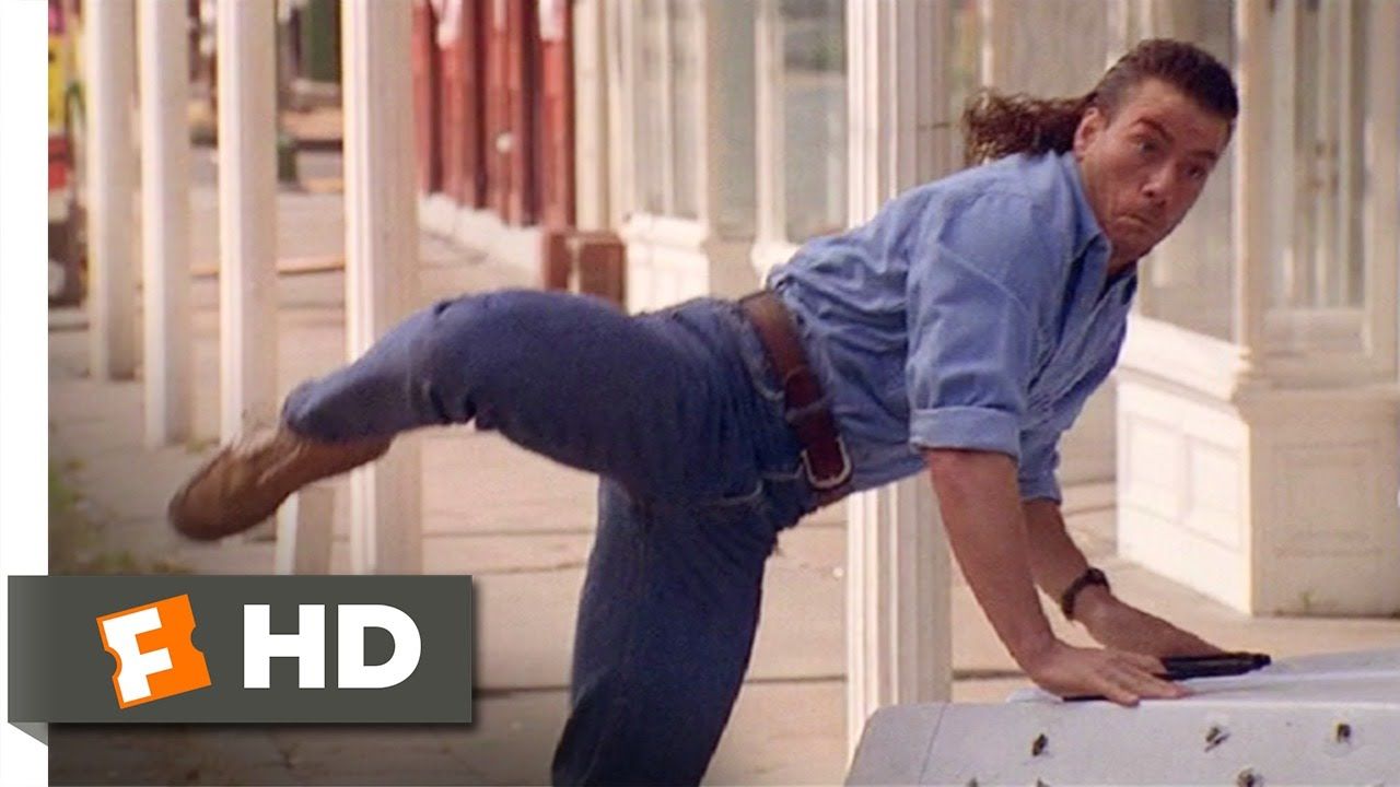 Download Hard Target (3/9) Movie CLIP - Missed the Party (1993) HD