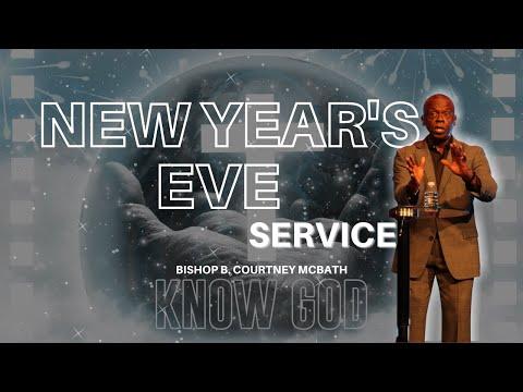 NYE Service: Know God