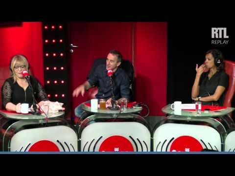 Les Grosses Têtes souhaitent l'anniversaire d'Arielle Dombasle! - RTL - RTL