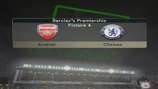 PES 5 | Derby night [Arsenal vs Chelsea]