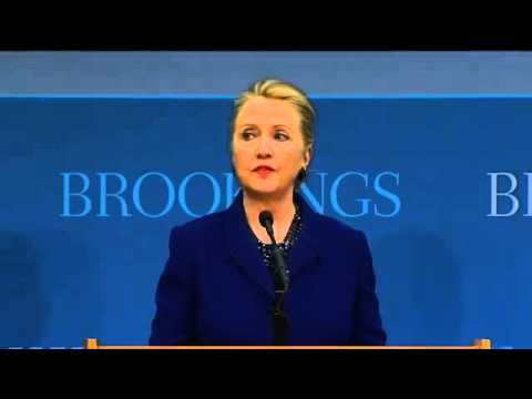Secretary Clinton Delivers Remarks Entitled US and Europe A Revitalized Global Partnership