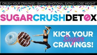 Sugar Crush Detox Review-How To Quit Craving Sugar?