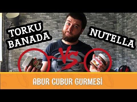 Nutella Mı? Torku Banada Mı? | Abur Cubur Gurmesi