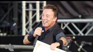 Bruce Springsteen - Spirit in The Night Live Pinkpop 2012 (Without Fireworks!) [PROSHOT]