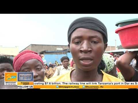 Business Digest at the Rwanda - Congo Petite Barrier Boarder