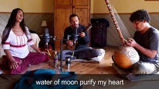 Repeat youtube video Agua de Luna by Mirabai Ceiba with Tina Malia ( a water blessing)
