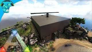 World War ARK - Raft Raiding 2 Men 1 Base Style - Let the Vaults Rain Down! E20 ARK Survival Evolved
