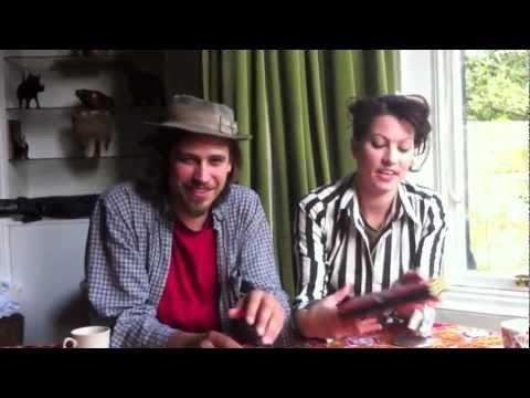 Dark Horse Comics: Amanda Palmer & Jason Webley on Evelyn Evelyn Graphic Novel
