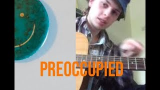 Mac DeMarco - Preoccupied chords