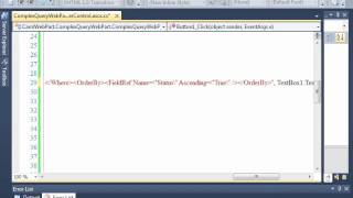Basic of CAML Queries and SharePoint Object Model