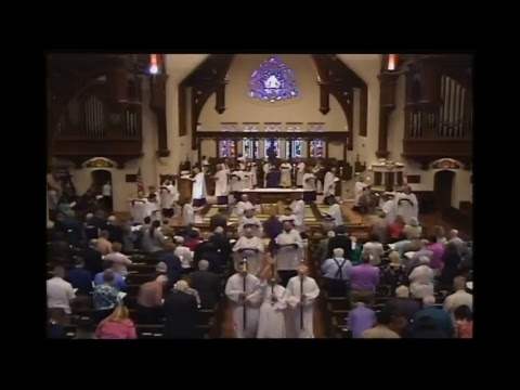 February 25, 2018 - 11 a.m. The Second Sunday in Lent