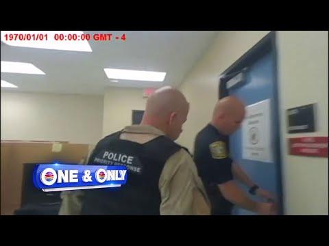 Bodycam Video Shows Response To School Stabbing