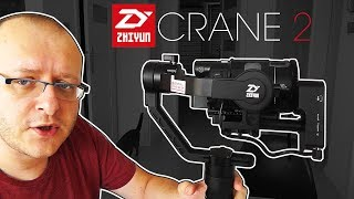 Zhi-Yun Crane 2 Gimbal - Hardware