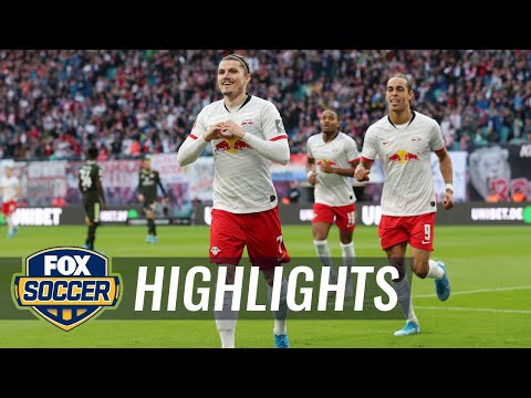 RB Leipzig Vs. FSV Mainz 05 | 2019 Bundesliga Highlights