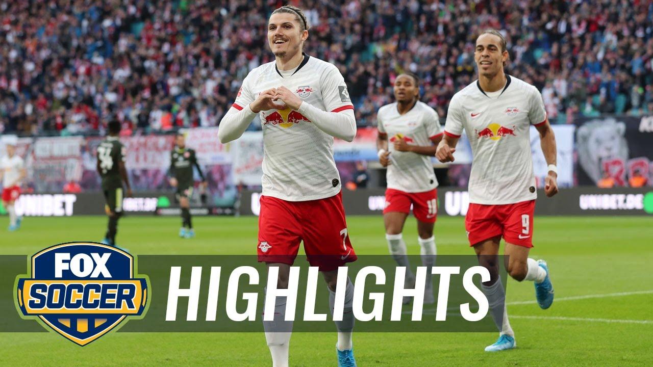 Rasenballsport Leipzig Vs Mainz 05 2 Nov 2019 Video Highlights Footyroom