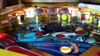 Pinball 1973 Ali Baba (Sega Tokyo Japan)