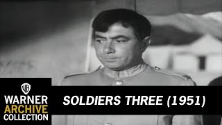 Soldiers Three Trailer