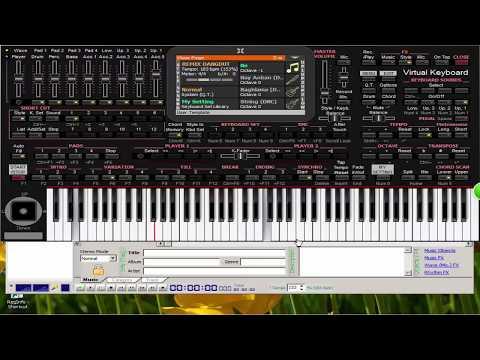 Bermain Organ Tunggal Di PC Dengan Sofeh Music Studio / ORG 2018