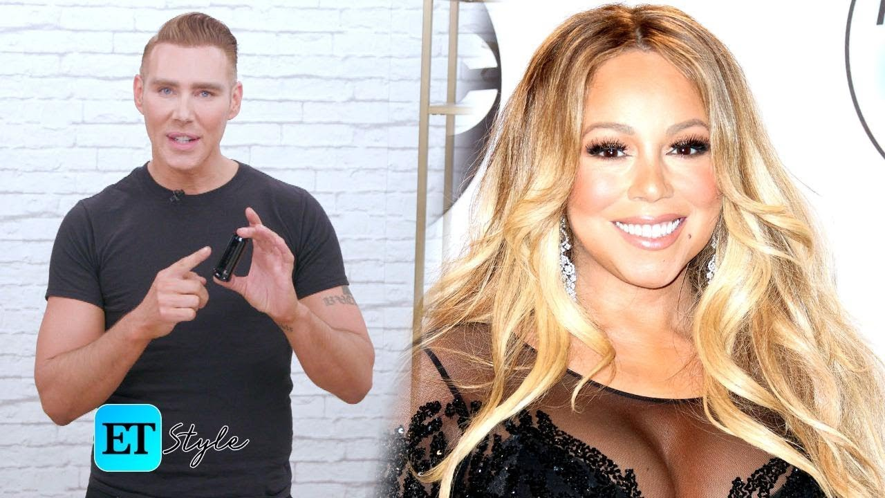 Kit Essentials: Mariah Carey's Makeup Artist Kristofer Buckle Reveals His Makeup Must-Haves! ET Style