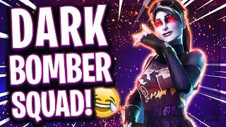 😂🌈🌚NEUER DARK BOMBER TROLL SQUAD! | Absolut verstörendes Gameplay mit schickem Skin!