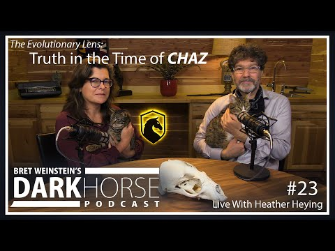 Bret and Heather 23rd DarkHorse Podcast Livestream: Truth in the Time of CHAZ