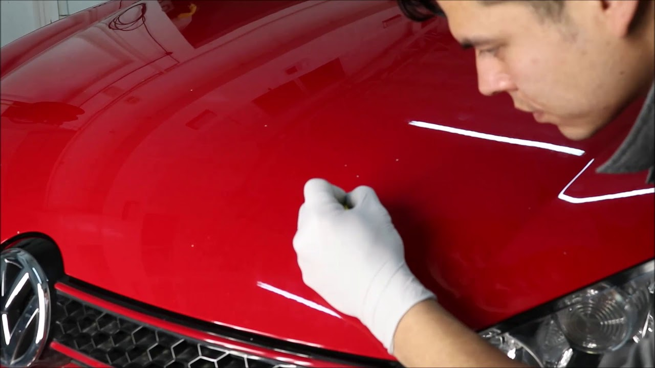 Best Auto Paint Touchup - How to repair rock chips from ERAPaints