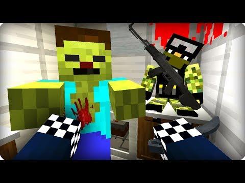 Он всех завалил [ЧАСТЬ 42] Зомби апокалипсис в майнкрафт! - (Minecraft - Сериал)