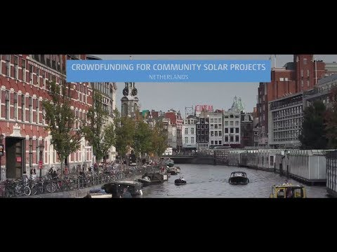Crowdfunding for Community Solar Projects