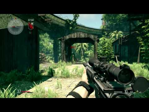 Sniper Ghost Warrior - PC | Xbox 360 - Multiplayer gameplay preview official video game trailer HD