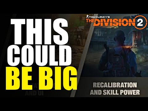 The Division 2 HUGE NEWS! STAT STORING, EPISODE 3 FEBRUARY RELEASE & MORE!