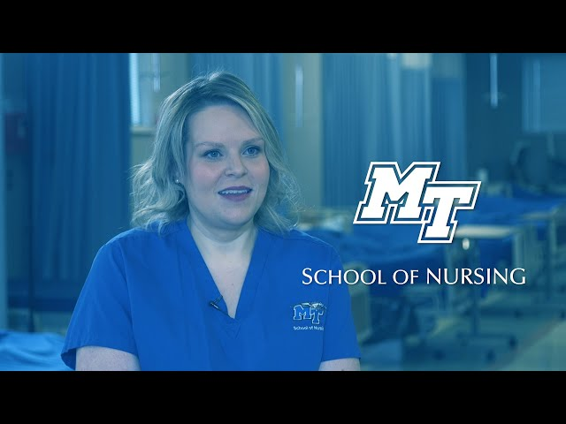 Patients On Their Worst Day | MTSU School of Nursing
