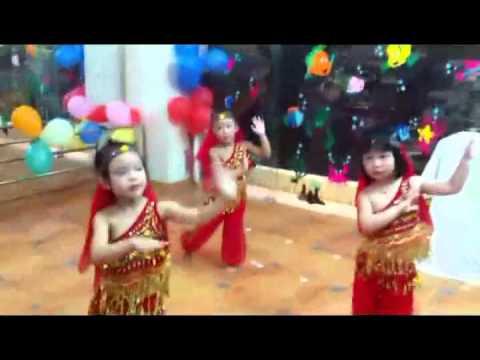 Múa Alibaba - Hà Nội cho thuê nhạc công organ phục vụ văn nghệ 2015