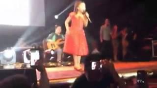 "LYCA GAIRANOD SINGS ""TITANIUM"" @ WATERFRONT CEBU"